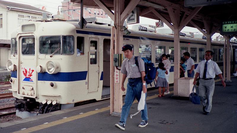 九州旅客鉄道 475系